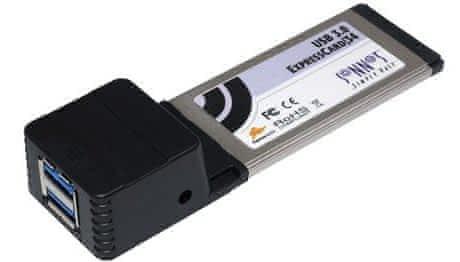 Koupim funkcni ExpressCard 34 USB 3.0