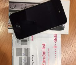 PRODÁM iPhone 4S 64 GB Black