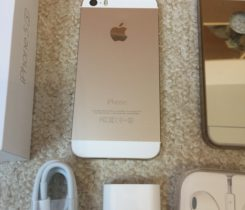 Apple iPhone 5s 16gb gold + DÁRKY