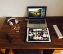 iPad Pro 12.9 wifi Gold 256GB + Prís.