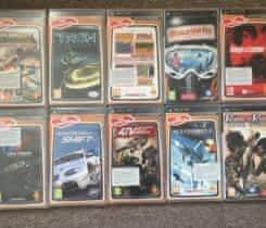 Prodám třináct her na PSP 3004
