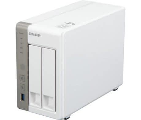 Dátové úložisko QNAP TS-251 + 2X 1TB HD