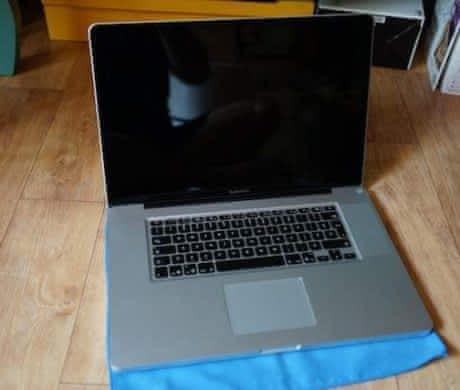 """MacBook Pro 17"""" 2009"""