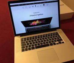 Macbook Pro 15 Retina (Early 2013)