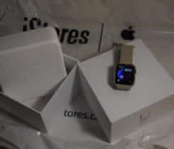 Apple Watch Safir,Nerez,Kůže.