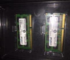 2×4 GB CRUCIAL SO-DIMM 1333