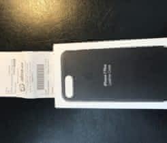 Kožený kryt iPhone 7 plus černý