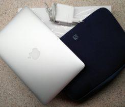 "Macbook Air 11"", early 2014, 256 GB SSD"