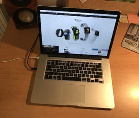 Macbook Retina 15 Late 2013
