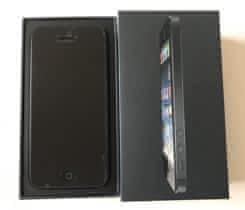 iPhone 5 NOVÝ KUS ZÁRUKA 9 MĚS. VODAFONE
