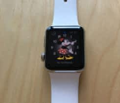 Prodám Apple Watch 38mm Stainsless Steel