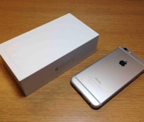 iPhone 6 128GB Silver CZ, záruka 18m