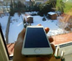 iPhone 5s 64GB bílý/stříbrný