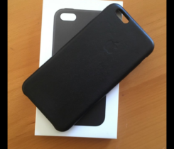 Kožené pouzdro IPhone 6 / 6S