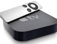 "Apple TV 2.generacie s ""atv flash black"""