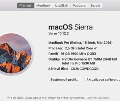 "Apple MacBook Pro 15"" (Mid 2014)"