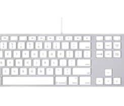 Nová Apple klávesnice s numer. částí