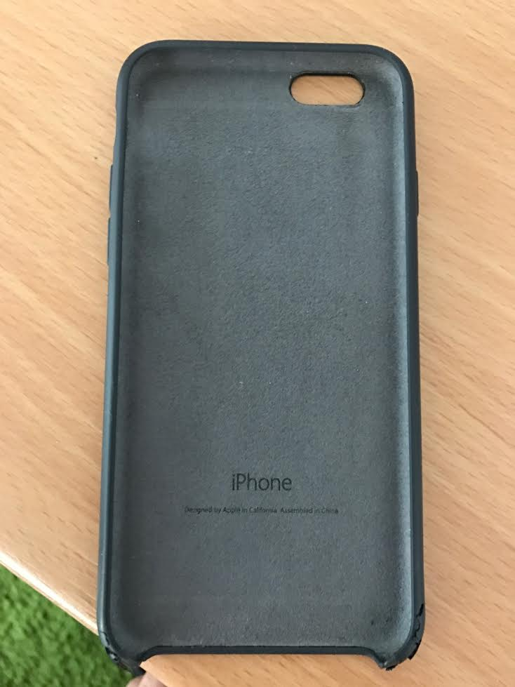 Iphone Space Gray