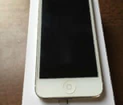 iPhone 5, 16gb, stříbrný
