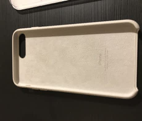 Prodám Apple Silikonový kryt na iPhone 7 plus 28bf7c37c63