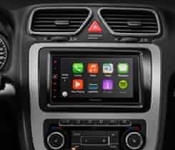 Radio 2Din s Apple Carplay od Pioneer