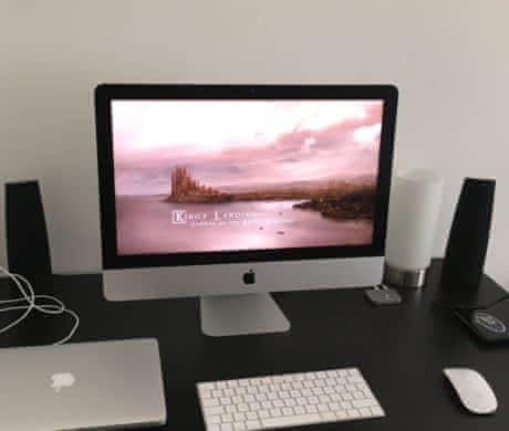 Prodám Apple iMac 4k 1TB fusion drive
