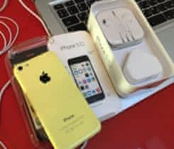 Apple iPhone 5c 16GB žluty