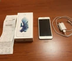iPhone 6s plus 128gb Silver TOP STAV