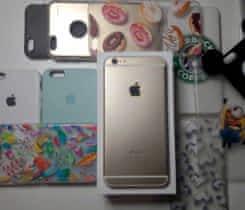 iPhone 6 Plus 16GB Gold (záruka + kryty)