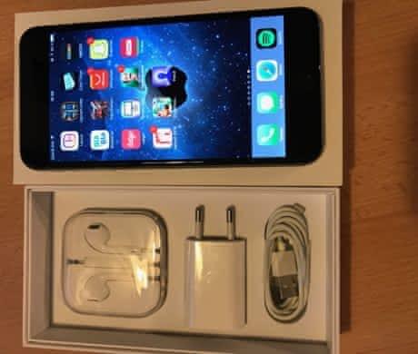 Prodám iPhone 6 plus 64 GB space grey