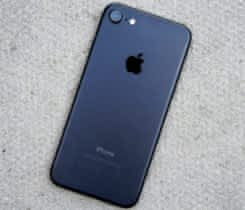 IPHONE 7 128 GB – černý mat, úplně nový,