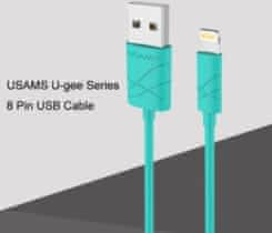 USAMS U-GEE – 8pin Lightning kabel 1m