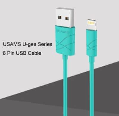 USAMS U-GEE – 8pin Lightning kabel 1m