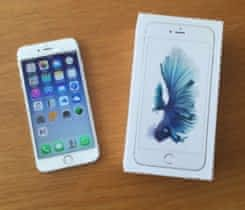 iPhone 6s Plus 128GB Silver – TOP stav