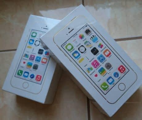 iPhone 5S, 64GB, Gold – NOVÝ –