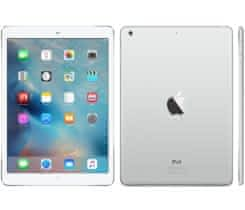 iPad Air WiFi+3G 128GB silver