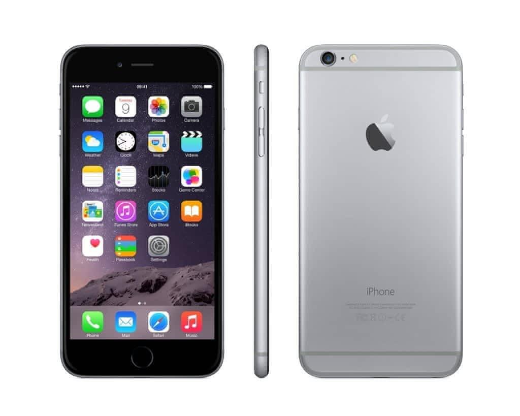Apple Iphone Space Grey