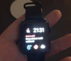 Apple watch 42mm Safírové sklo nerez oce