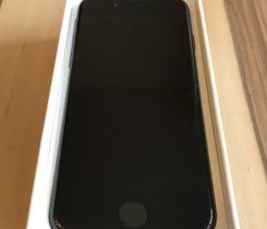 iPhone 7 128 Gb, matně černý, záruka.