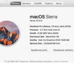 MacBook Pro early 2015