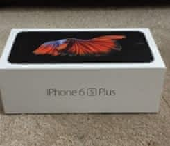 iPhone 6S Plus, S.Gray, 128GB – NOVÝ –