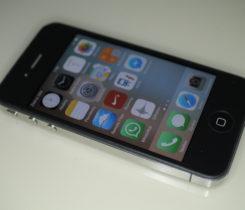 plně funkční a neblokovaný iPhone 4