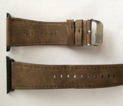 Kožený řemínek Apple Watch, 42 mm