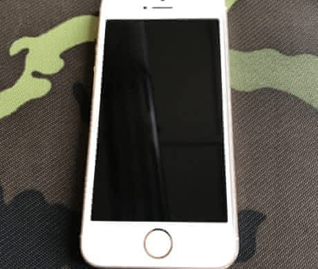 iPhone 5s 32 GB zlatý