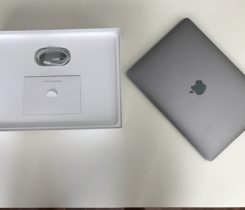 "Macbook 12"" 256 Space grey, 2016, M3"