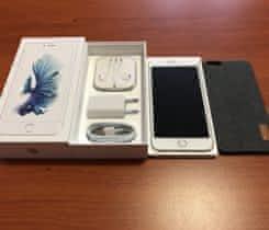 iPhone 6s plus 128gb TOP STAV v záruce