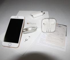Prodám iPhone 6 128GB Gold ZÁRUKA