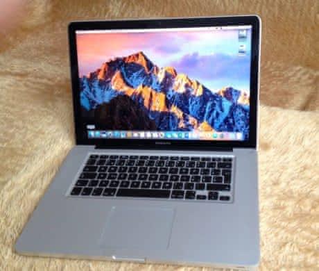 "MacbookPro 15"", 2.66Ghz,  8GB, 1TB, 2009"