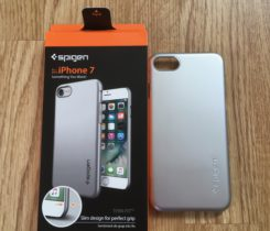 Spigen Thin Fit zadní kryt Apple iPhone7