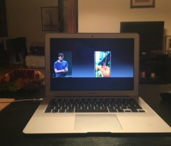 MacBook Air 2015 128GB 8GB RAM